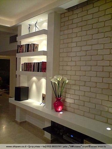 130 best images about design drywall on pinterest for Drywall designs living room
