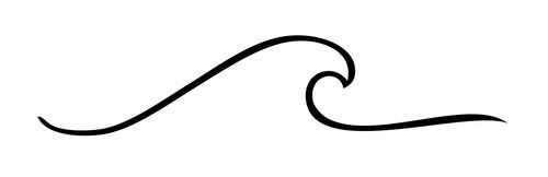 ocean wave line drawing - Google Search | Wave tattoo ...Waves Drawing Tattoo