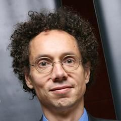 Malcolm Gladwell - As a best-selling author, Gladwell's ideas are taking the business world by storm. Some of his books include Outliers, Blink and TheTipping Point. He's become so successful at this that, in 2005, Time Magazine named Malcolm one of its 100 Most influential People.