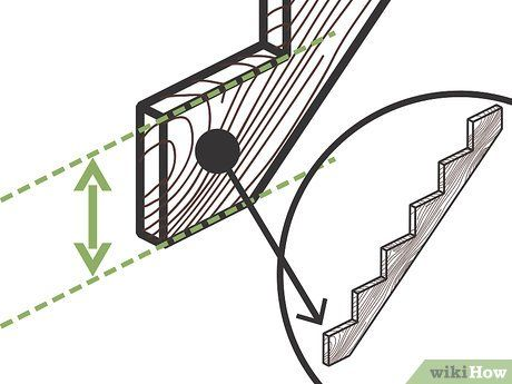 Imagen titulada Build Stairs Step 13