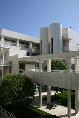 Mi Moleskine Arquitectónico: EL CENTRO GETTY. RICHARD MEIER.
