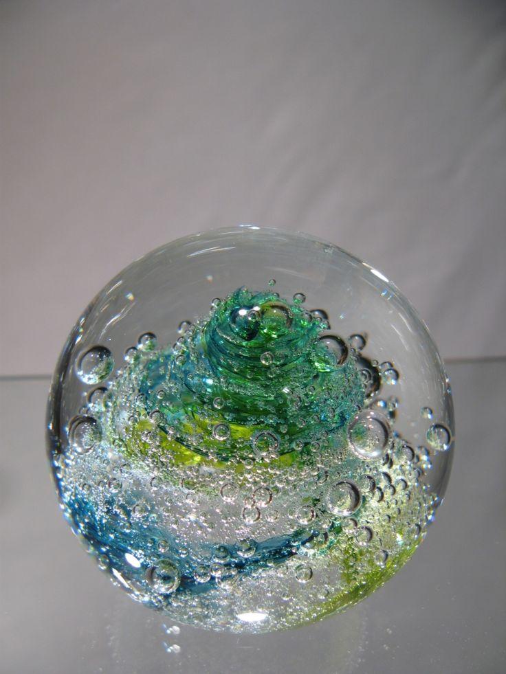 sulfure - presse papier en cristal - sulfure murano - murano glasses