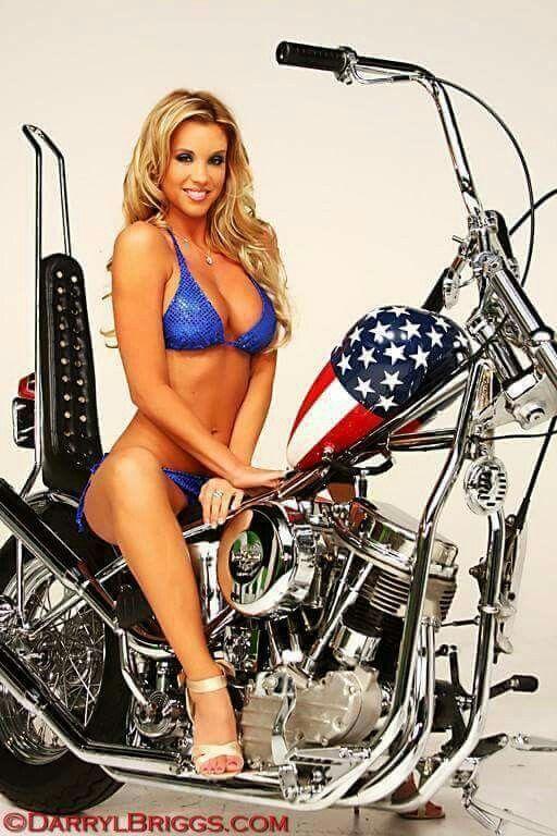 sexy biker mammas