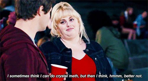 Pin for Later: 22 Quotes That Prove Fat Amy is the Best Thing About Pitch Perfect Being Reasonable