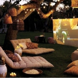 I want a backyard like this