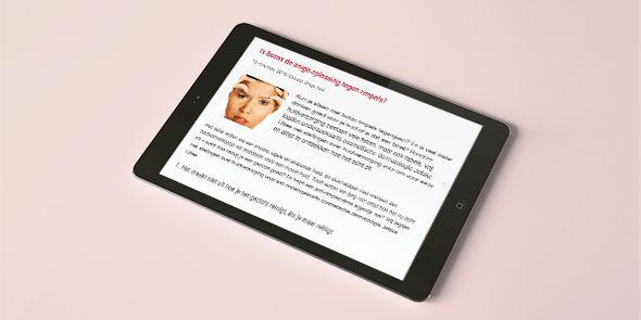 Dr. Jetske Ultee - Hoe het zit met huidverzorging - Dr. Jetske Ultee-Blog over huidverzorging-Feiten&Fabels