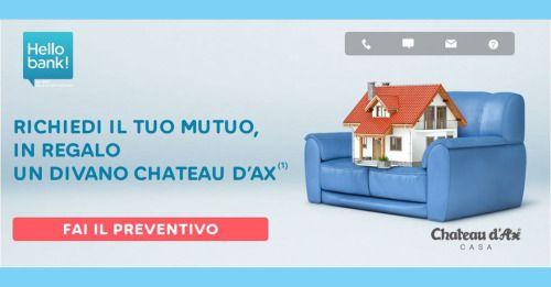 HelloBank: SCOPRI TUTTE LE CARATTERISTICHE DEL MUTUO HELLO! HOME. Fai il tuo preventivo ora!