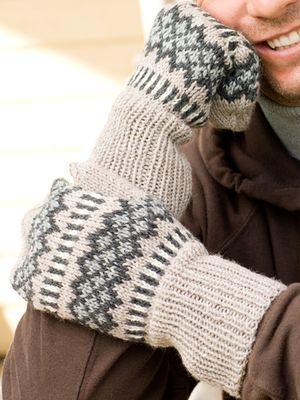Kirjoneulelapaset Novita 7 Veljestä | Novita knits