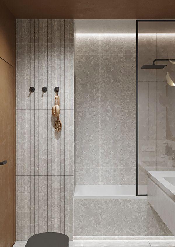 Ginger Flat Dezign Ark Beta Bathroom Showrooms Bathroom Design Luxury Bathroom Design Small