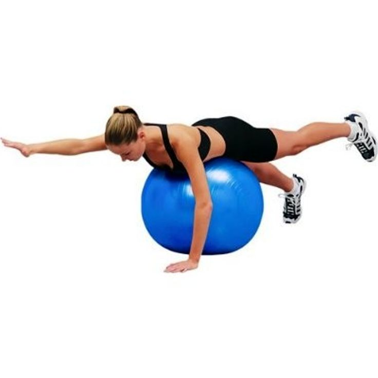 Stability Ball Workout Routine: Core Exercises For Women
