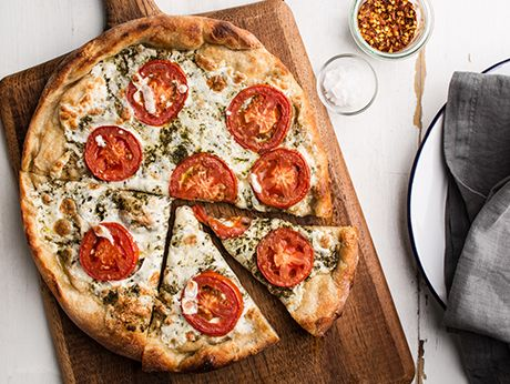 ... Pizza Recipes on Pinterest | Pizza, Breakfast pizza and Prop styling