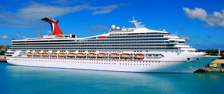 The Beautiful Carnival Victory! What we called home for the last 4 days of the honeymoon.