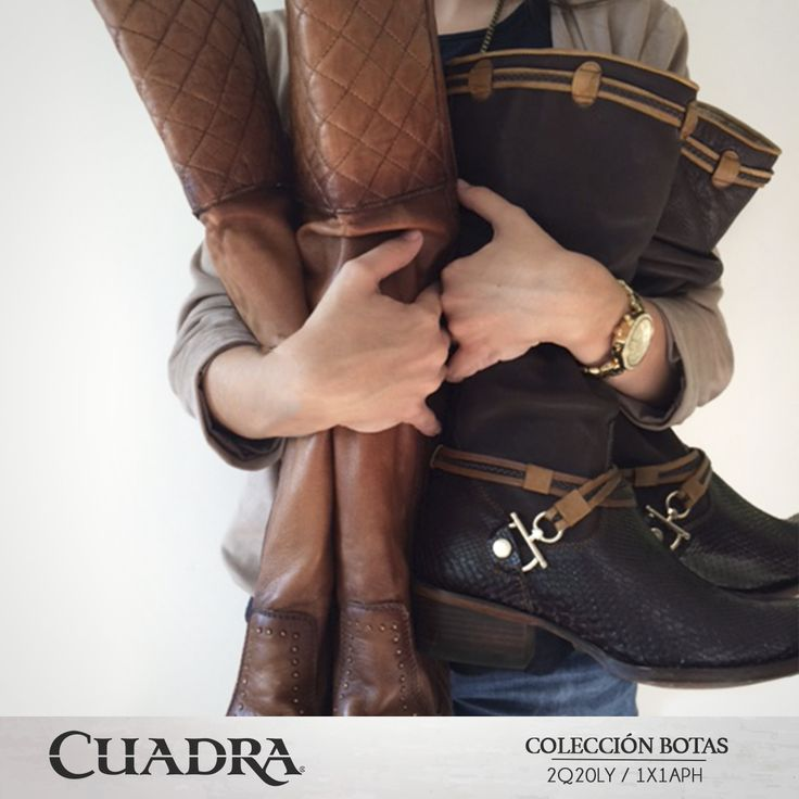 ¿Recuerdas cuáles fueron tus primeras botas CUADRA? ¡Nadie las olvida! #CUADRA25Aniversario #CUADRA #Boots #Botas #Leather