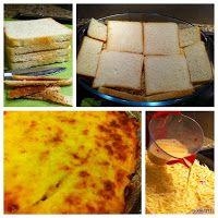 Dailycious - Νόστιμες Kαθημερινές Συνταγές!: Σουφλέ με ζαμπόν και τυρί.