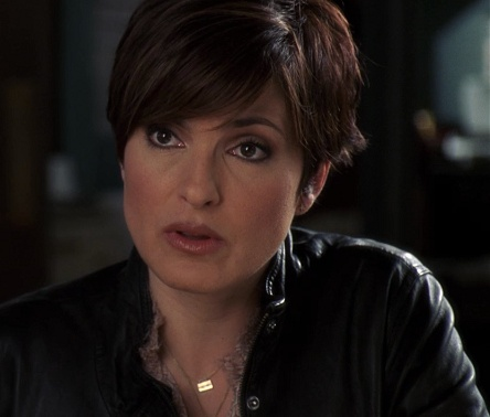 Mariska Hargitay From Law And Order Svu I Love This Cut