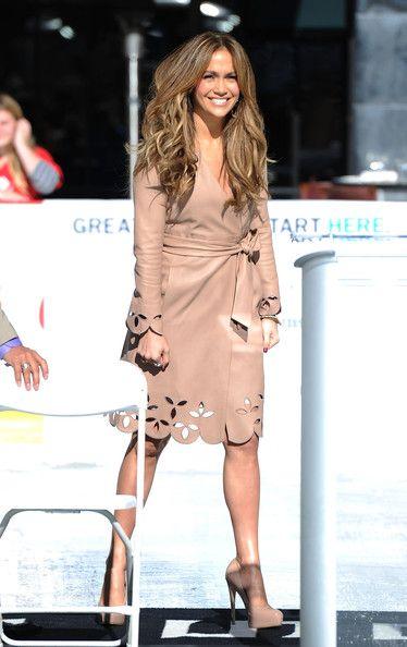 Jennifer Lopez - Denzel Washington Announces Jennifer Lopez As A National Spokesperson For The Boys & Girls Club Of America
