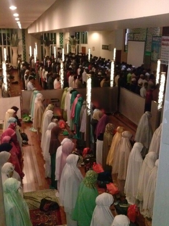 Qiyamul layl Night prayer قيم اليل