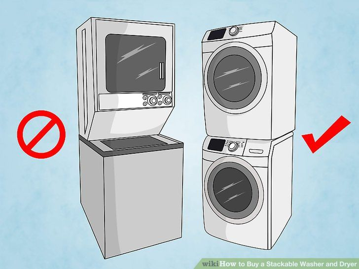 Buy a Stackable Washer and Dryer   Stackable washer, dryer ...