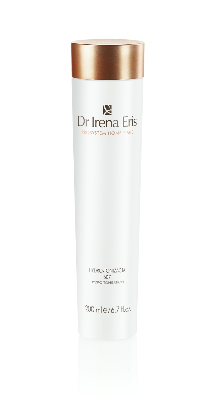 PHC 607 HYDRO-TONIZATION tonic available for purchase in Dr Irena Eris Cosmetic Institutes