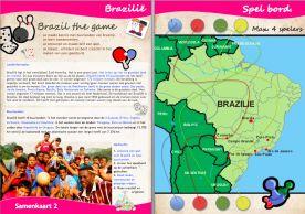Projecten voor basisscholen :: Brazilië M.I. Samenkaart 2 daanebbers.yurls.net