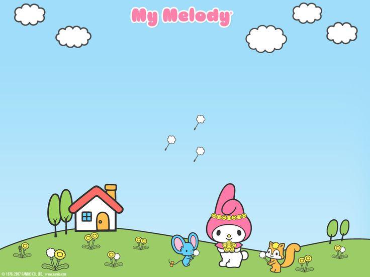 my melody, sanrio | My Melody - Sanrio Wallpaper (55074) - Fanpop fanclubs