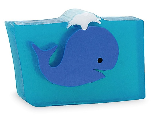 KM Gifts - Blue Whale Bar Soap, $8.00