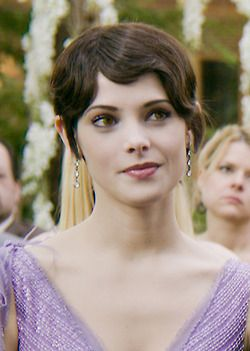 alice cullen wedding hair, hope to be able to do this with my pixie.