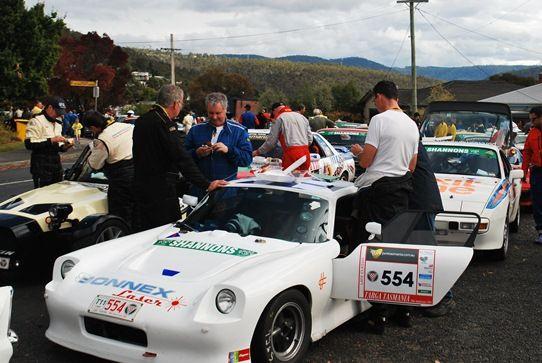 Cars And Drivers at Targa Tasmania | The Travel Tart Blog