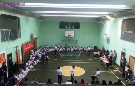 День открытых дверей, корпус 1902, ГБОУ Школа № 1566, Москва