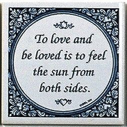 Magnetic Tiles Quotes: Love & Be Loved