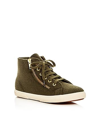 Superga Polywoolw Double Zip High Top Sneakers - on #sale 30% off @ #Bloomingdale's  #Superga
