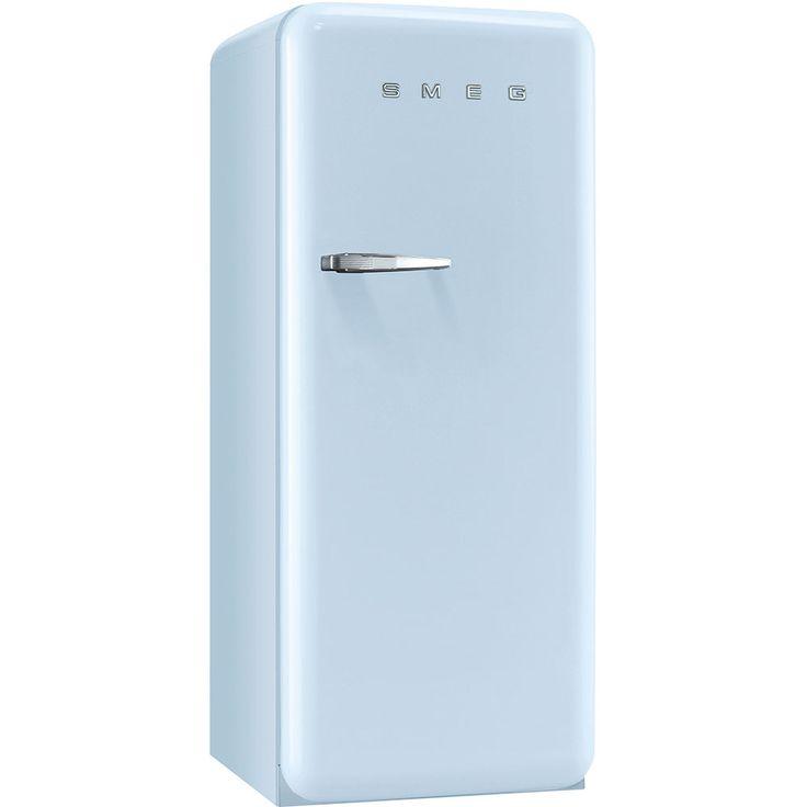 Smeg koelkasten met jaren 50 uiterlijk