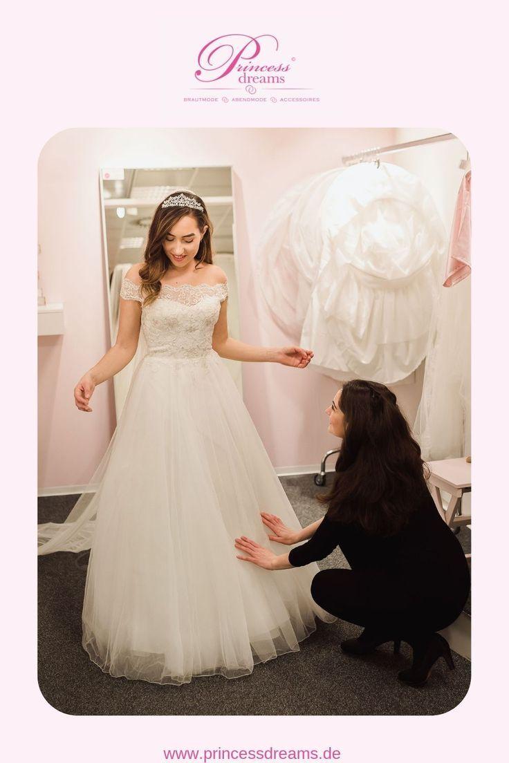 Brautkleid erröten eine linie mit spitze | Ein wunderschönes Brautkleid in Far…