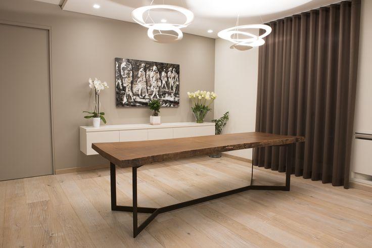 Mischiare stili differenti genera un ambiente unico ed elegante.
