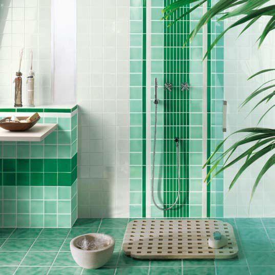 Bathroom Tile Ideas Green 222 best green bathroom ideas images on pinterest | room, bathroom