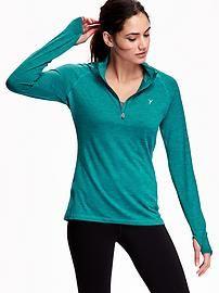Go-Dry 1/4-Zip Pullover