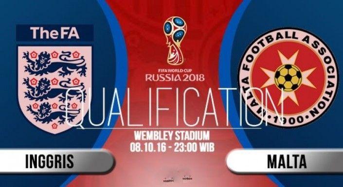 Prediksi Inggris vs Malta 08 Oktober 2016