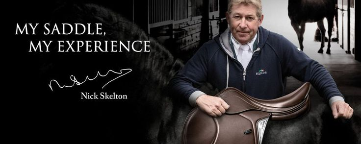 Bildresultat för my saddle my experience nick skelton