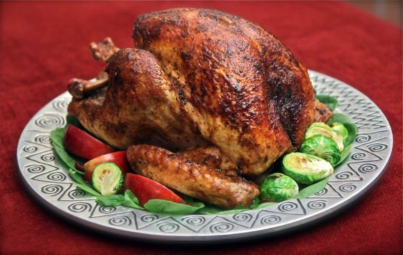 Cajun Roasted Turkey Recipe