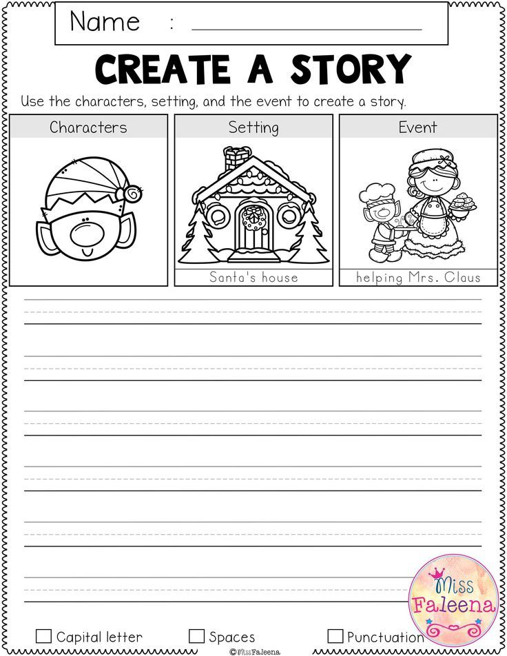 21++ Story writing for kids worksheets Ideas In This Year
