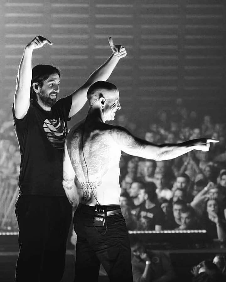 Rob and Chester