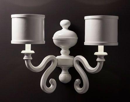 Vita modern wall lamp #zonca #zoncalightin