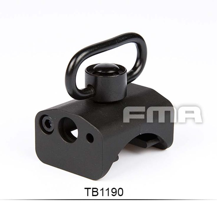 Tactical Accessories FMA Metal P90 Rear Sling Mount Adapter Free Shipping