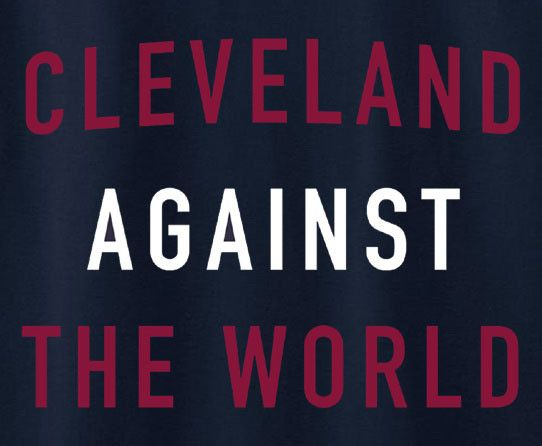 Cleveland Against the World Cavs Cavaliars 2016 champions tee t-shirt