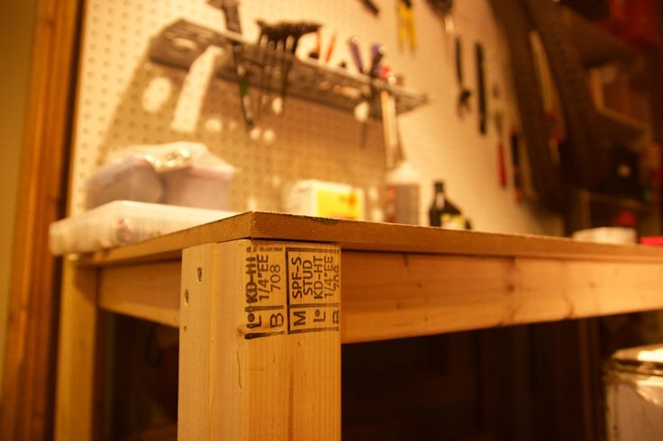DIY: How to Build Your Own Bike Workbench | Singletracks Mountain Bike News