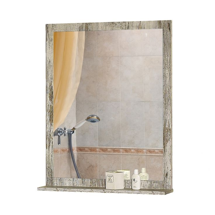 Spiegelpaneel Moncton - Eiche Antik Dekor