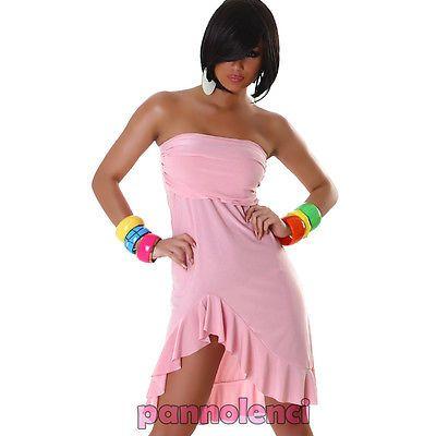 Miniabito abito donna vestitino ballo latino salsa merengue dress danza LI-001