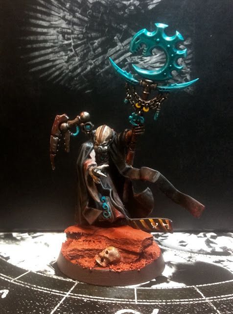 Check out this Magus conversion by Blazmo, made from an ...
