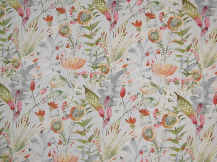 Voyage June Blossom Harvest Textile Express Buy Online Cotton