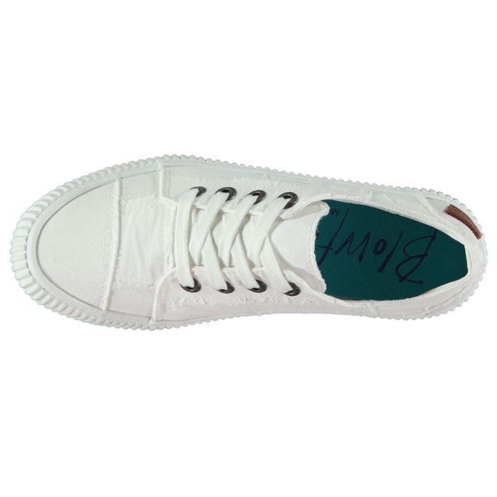 Blowfish | Blowfish Cablee Lace Ladies | Ladies Canvas Shoes